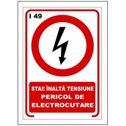 Pericol de electrocutare 4