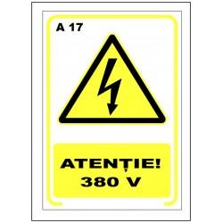 Atentie 380v